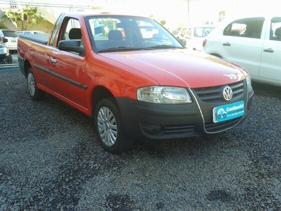 VOLKSWAGEN SAVEIRO CITY 1.6 G4  FLEX