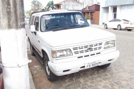 CHEVROLET D20 PICK UP CONQUEST 4.0  CAB DUPLA