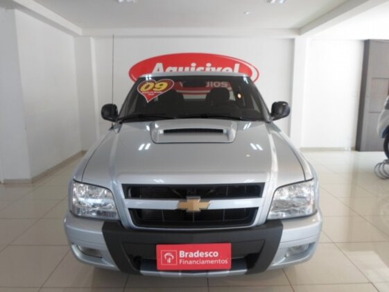CHEVROLET S10 ADVANTAGE 4X2 2.4  FLEX   CAB DUPLA