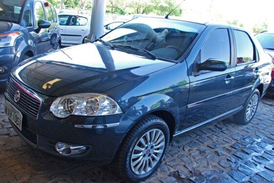 FIAT SIENA HLX 1.8 8V  FLEX