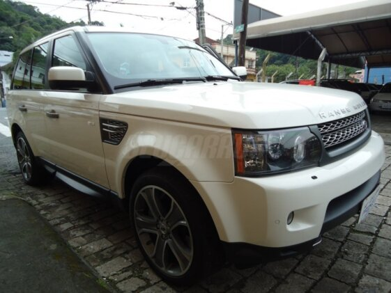 LAND ROVER RANGE ROVER SPORT HSE 4X4 5.0 V8 SUPERCHARGED