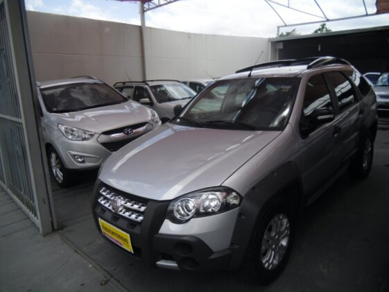 FIAT PALIO WEEKEND ADVENTURE 1.8 8V  FLEX