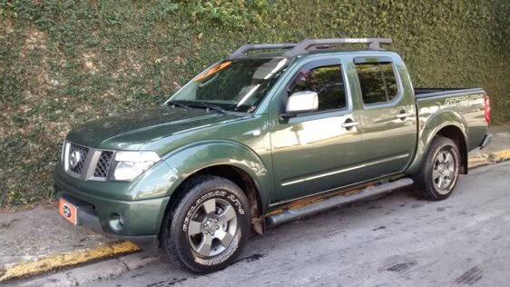 NISSAN FRONTIER SE ATTACK 2.5 4X2  CAB.DUPLA