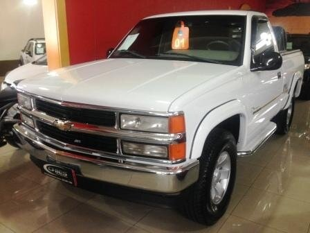 CHEVROLET SILVERADO PICK UP D20 4.2
