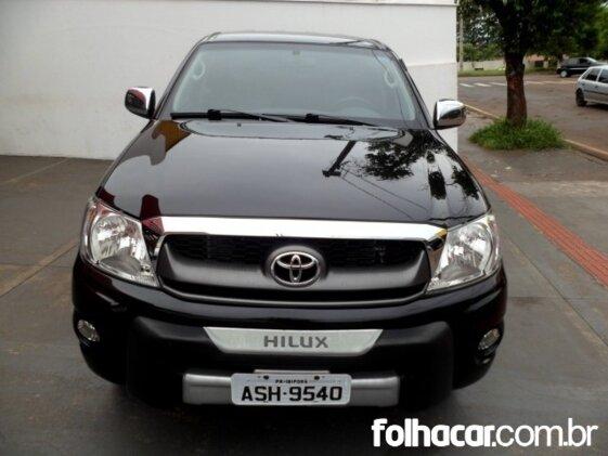 TOYOTA HILUX SR 4X2 2.7 16V  CAB. DUPLA   AUT