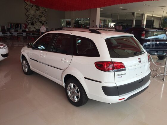 FIAT WEEKEND ATTRACTIVE 1.4 FIRE  FLEX
