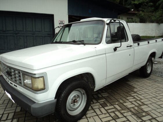 CHEVROLET C20 PICK UP CUSTOM LUXE 4.1  CAB SIMPLES
