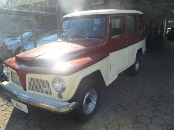 FORD RURAL 2.3