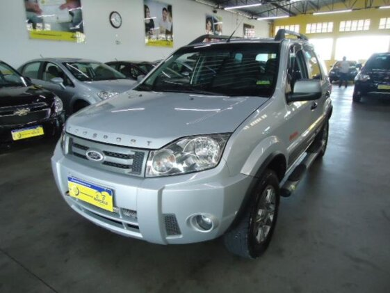 FORD ECOSPORT FREESTYLE 1.6  FLEX