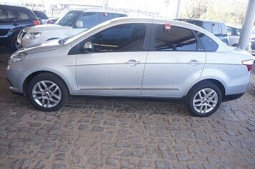 FIAT SIENA ESSENCE 1.6 16V DUALOGIC  FLEX