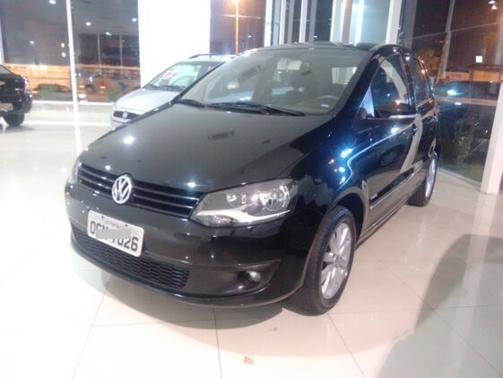 VOLKSWAGEN FOX 1.6 VHT PRIME I-MOTION  FLEX
