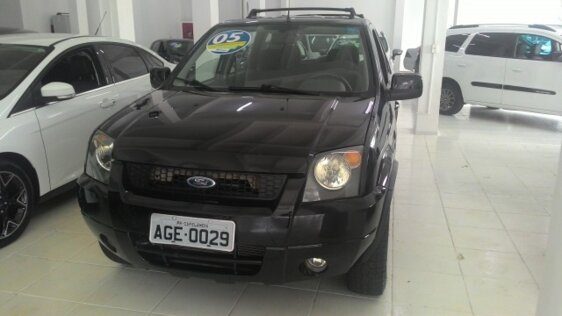 FORD ECOSPORT XLS 1.6  FLEX