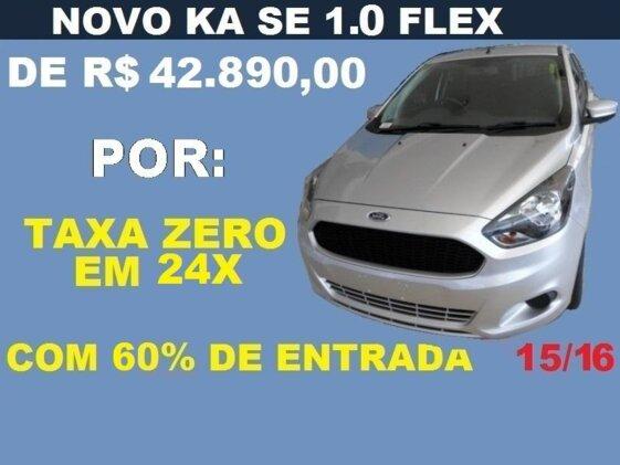 FORD KA HATCH SE 1.0  FLEX