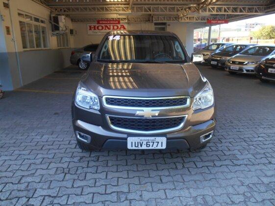 CHEVROLET S10 LT 2.4 FLEX  CAB DUPLA  4X2