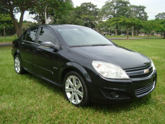CHEVROLET VECTRA ELITE 2.0  FLEX   AUT