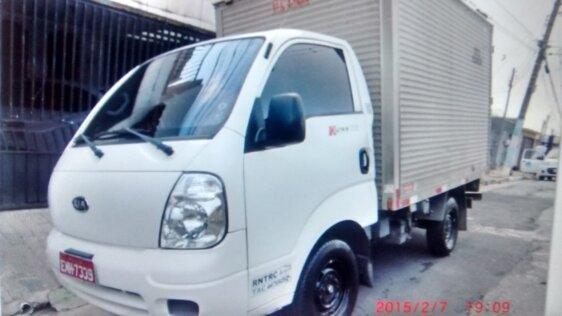 KIA BONGO K-2500 DLX 4X2 RS  CAB. SIMPLES