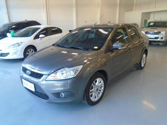 FORD FOCUS SEDAN GLX 2.0 16V  FLEX   AUT