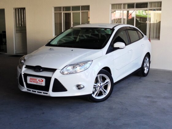 FORD FOCUS SEDAN SE 2.0 16V POWERSHIFT  AUT