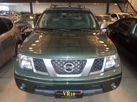 NISSAN FRONTIER SE ATTACK 2.5 4X4  CAB.DUPLA