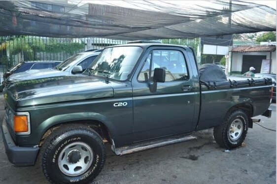 CHEVROLET C20 PICK UP CUSTOM S 4.1  CAB SIMPLES