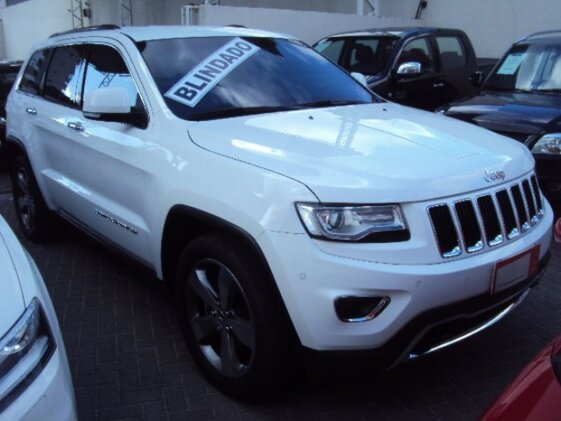 JEEP GRAND CHEROKEE 3.0 V6 CRD LIMITED 4WD