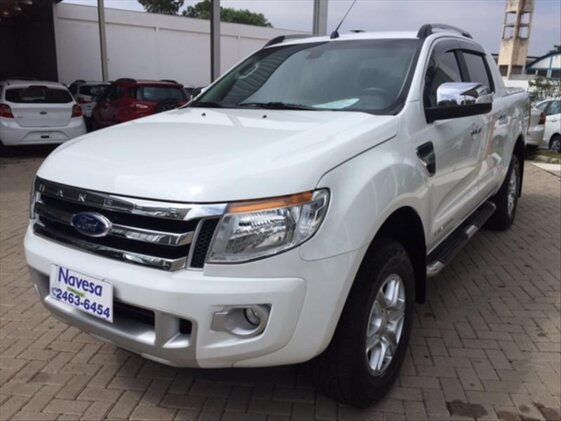 FORD RANGER 3.2 TD LIMITED CD 4X4