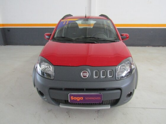FIAT UNO WAY 1.0 8V  FLEX  4P