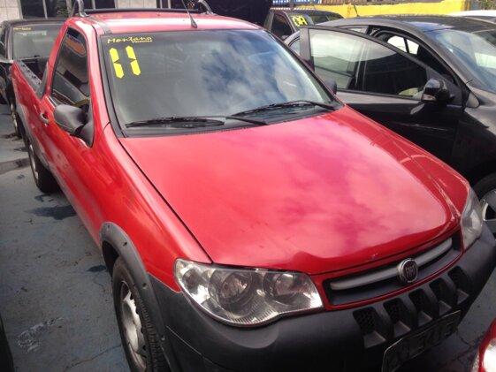 FIAT STRADA FIRE 1.4  FLEX   CAB SIMPLES