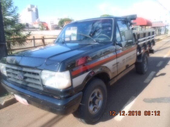 FORD F1000 SUPER SERIE TURBO 4X2 3.9  CAB SIMPLES