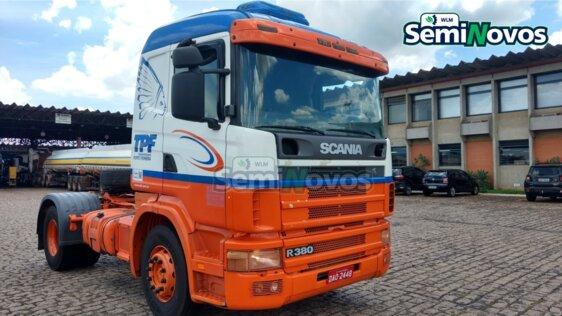 SCANIA R-114 GA 380 4X2