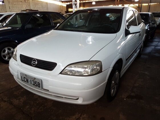 CHEVROLET ASTRA HATCH GL 1.8 MPFI