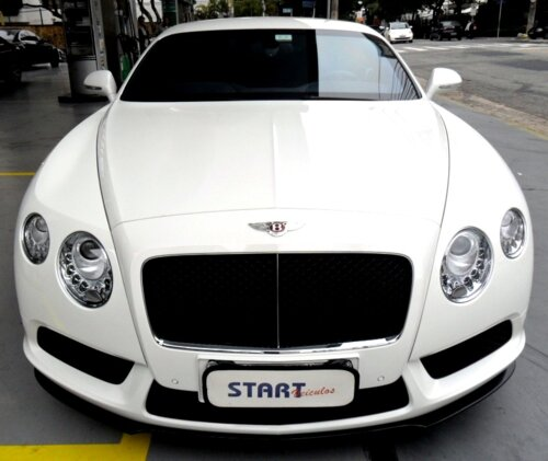 BENTLEY CONTINENTAL GT 4.0 V8 4WD