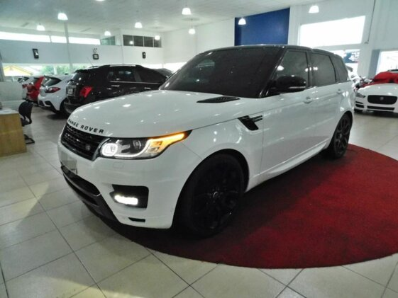LAND ROVER RANGE ROVER SPORT 5.0 S/C HSE DYNAMIC 4WD