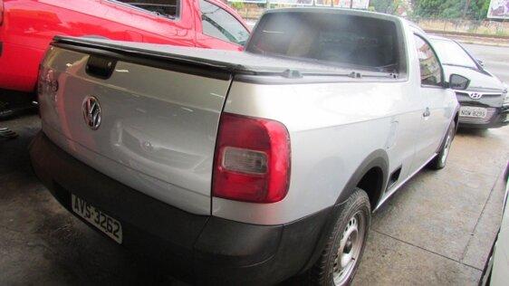 VOLKSWAGEN SAVEIRO TROOPER 1.6  FLEX   CAB. ESTENDIDA
