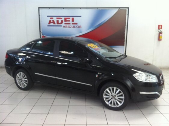 FIAT LINEA ESSENCE 1.8 16V  FLEX