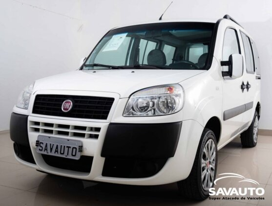FIAT DOBLÒ ATTRACTIVE 1.4 8V  FLEX