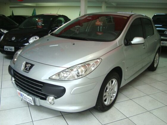 PEUGEOT 307 HATCH. 1.6 16V MILLESIM 200  FLEX