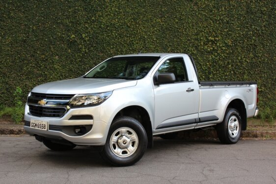 CHEVROLET S10 2.8 CTDI CABINE SIMPLES LS 4WD