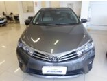 Toyota Corolla Sedan 2.0 Dual VVT-I Flex Altis Multi-Drive S 2015/2016 4P Cinza Flex