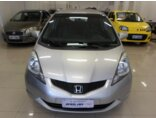 Honda New Fit LXL 1.4 (flex) (aut) 2011/2011 4P Prata Flex