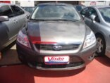 Ford Focus Hatch GLX 1.6 16V (Flex) Cinza