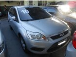 Ford Focus Hatch GLX 1.6 16V (Flex) Prata