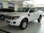 Ford Ranger 2.5 Flex 4x2 CD XLS Branco
