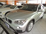 BMW X1 2.0 sDrive18i Top (aut) Prata