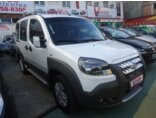 Fiat Doblò Adventure 1.8 16V (Flex) Branco