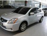 Nissan Sentra 2.0 16V (flex) Prata