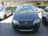 Fiat Idea Adventure 1.8 (Flex) Prata