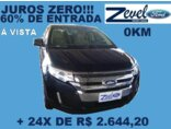 Ford Edge 3.5 V6 Limited 4WD Preto