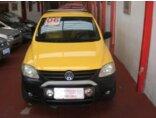 Volkswagen CrossFox 1.6 (Flex) Amarelo