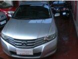 Honda City LX 1.5 16V (flex) (aut.) Prata